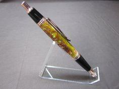 Custom Gatsby / Wall Street pen with Burly by ShjonsPensandStuff, $32.99