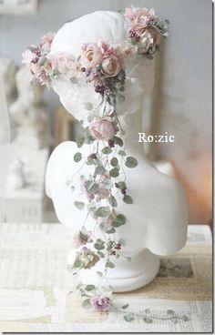 prezerved flower http://rozicdiary.exblog.jp/24097155/
