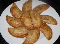 Empanadillas De Atún Y Huevos
