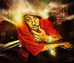 Hip Hop Art - Ludacris  www.loyallisteners.net
