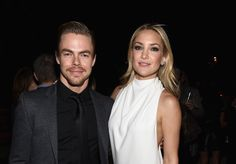 Dating: Hudson and Hough caught Making out Days before They Were Kissing | Piclers