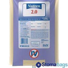 Nestle - 9871644146 - UltraPak Nutren Calorically Dense Liquid Nutrition 1000mL Bag