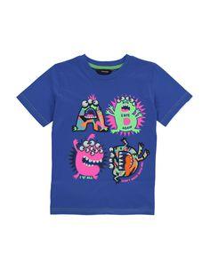 Monster Graphic T-shirt | Boys | George at ASDA