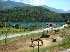 Moro Lake, Italy