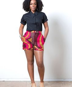 Unique Ankara Fashion Styles For Street Looks