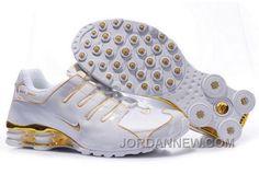 http://www.jordannew.com/mens-nike-shox-nz-shoes-white-gold-cheap-to-buy-435440.html MEN'S NIKE SHOX NZ SHOES WHITE/GOLD CHEAP TO BUY 435440 Only $76.39 , Free Shipping!