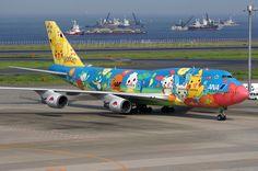 Boeing 747-481D (Ana Nippon Airways) | Japão