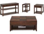Daytona LiftTop Cocktail Table - Art Van Furniture