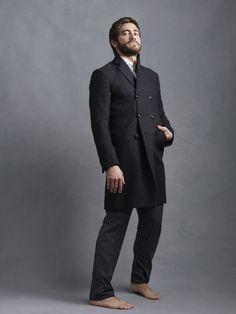 WEIRDLAND: Jake Gyllenhaal in Esquire UK magazine photoshoot