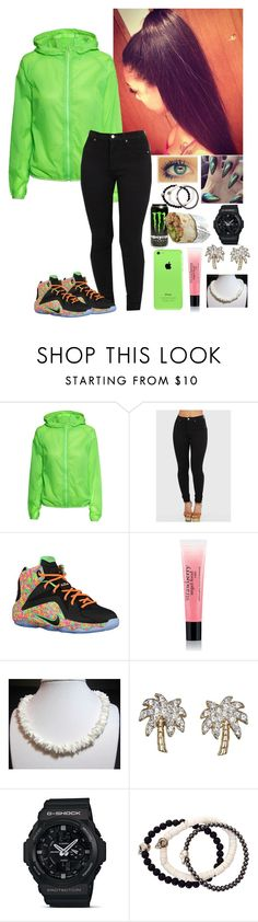 """""""1//11/15"""" by ashli-nr ❤ liked on Polyvore featuring H&M, philosophy, Juicy Couture, G-Shock and Duchess of Malfi"""
