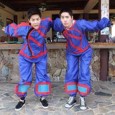 Phoo & Phi from Hormones the series Hormones The Series, Tv Shows, Pumpkin, Celebs, Movies, Style, Celebrities, Swag, Pumpkins