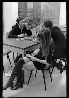 Monsieur Gainsbourg and Ms Birkin