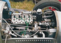 25 stud Austin Seven racing engine | Flickr - Photo Sharing!