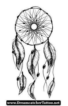 I REALLY like this one. Feminine Dreamcatcher Tattoos 03 - http://dreamcatchertattoo.net/feminine-dreamcatcher-tattoos-03/