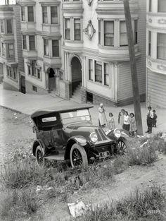 "doyoulikevintage: ""1920 san Francisco"""