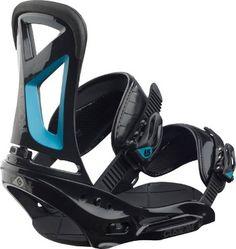 Burton Custom EST Snowboard Bindings -- BobsSportsChalet.com Online Store $179