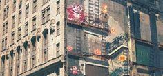 Jeux vidéo et street art font bon ménage