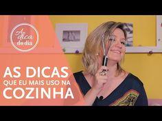 COMO FAZER UM JANTAR ( OU ALMOÇO) EXPRESS | A DICA DO DIA COM FLÁVIA FERRARI - YouTube