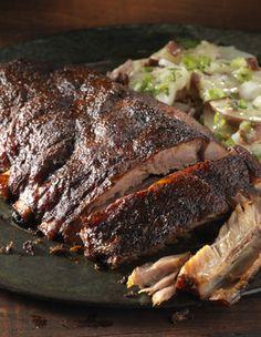 Recipe - Missouri-Style BBQ Ribs