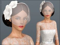 wedding veil sims 3 cc more sims 3 bodas wedding dress sims galore 3