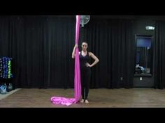 Diva Doll Fitness: Aerial Move of the Week: Aerial Silvers - YouTube