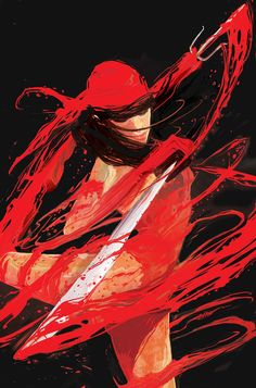 Preview: Elektra #2, Cover - Comic Book Resources