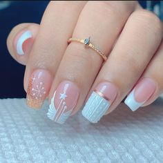 French Manicure Nail Designs, Acrylic Nail Designs, Nail Art Designs, Charcoal Deodorant, Wine Purse, Back Scratcher, Pretty Nail Art, Classy Nails, Cute Acrylic Nails