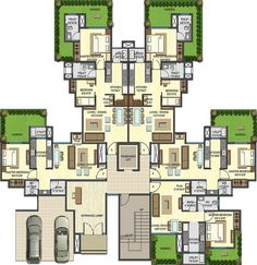Home And Apartment, The Excellent Design Of Apartment Floor Plan With  Breathtaking Idea Also With
