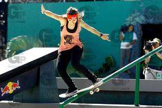 X Games  Skateboarding  2013 | Fotos - X GAMES FOZ DO IGUAÇU 2013: SKATE STREET FEMININO - Gazeta ...