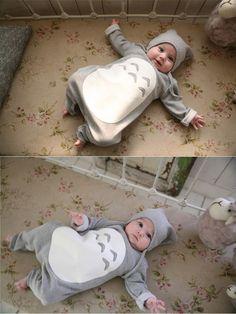 Totoro Baby Rompers