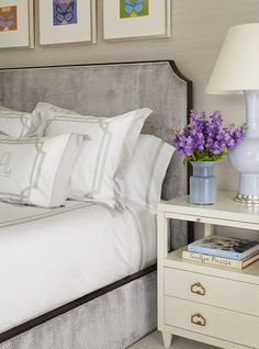 bedroom | Southampton Beauty - Design Chic