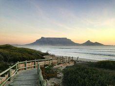 Einsame SPITZE,  Kapstadt, Südafrika