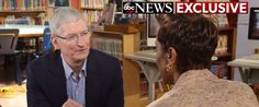 "Apple CEO, Tim Cook, recently gave an interview where he explained why he favors Augmented Reality over Virtual Reality. A few of the key quotes from Tim Cook include:  ""There's virtual reality and there's augmented reality — both of these are incredibly interesting,"" Cook told ABC News' Robin Roberts. ""But my own view is that augmented reality is the larger of the two, probably by far."""