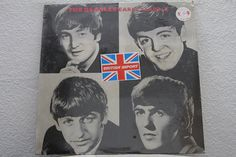 """SEALED - The Beatles - """"Early Years (1)"""" vinyl record, UK Import (NT)"""