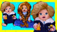 8491b4b4ed Baby Alive Frozen Kristoff Custom Eats Play-Doh and Poops Surprise Blind  Bags