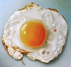Exceptional Mega-Realistic Oil Paintings of Trivial Objects