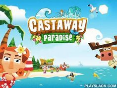 Castaway Paradise  Android Game - playslack.com , assist the heroes put down on a pretty equatorial islet. collect different helpful assets, make and decorate your home. investigate a huge islet in this Android game. Meet the locals and finish a collection of work. make your own home and enhance it. Go fishing or capturing . Search helpful assets. begin your own plot, crop a collection of plants, and look after them. collect an affluent output, attain cash, and purchase nonfunctional items.