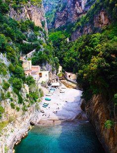 Almafi coast, Italy