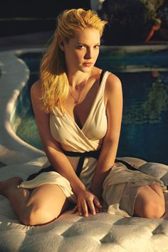Katherine Heigl is one of those actresses that I find impeccably beautiful and charming