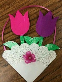 Best Picture For Spring Crafts For Kids creative For Your Taste You are looking for something, and it is going. Kids Crafts, Diy Mother's Day Crafts, Mothers Day Crafts For Kids, Spring Crafts For Kids, Daycare Crafts, Sunday School Crafts, Mother's Day Diy, Mothers Day Cards, Toddler Crafts