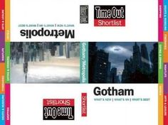 Time Out Shortlist Gotham City & Metropolis: Superman Vs Batman Edition