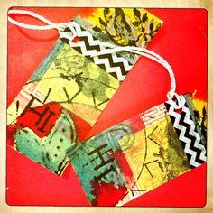 hi greeting gift tags