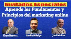 """""""CAPACITACIÓN GRATIS"""" Aprende los Fundamentos y Principios del marketing online, en esta entrevista realizada a Alvaro Menodza """"El Padrino"""" y Benlly Hidalgo, junto a Joel Molina, estarán hablando sobre... Suscribete GRATIS a Continuación: => http://cumbredemarketing.com/capacitacion-gratis/"""