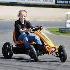 Berg City Compact Rally Go-Kart 2012 | Pedal Go-Karts | Berg Toys