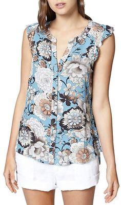4ee2fd37b 2018 Moda Verão Blusas Femininas Camisas Plus Size Floral Tops ...
