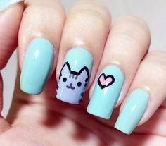 animal nail art18
