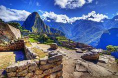Machu Pichu, via Flickr