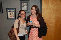 Intern, Hanna, & Social Media Specialist, Gia, at the #FPRAJax Media Affairs Summit last week!