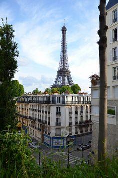 Eiffel Tower - Tumblr   We Heart It