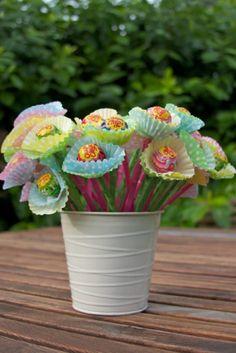 chupa chups flores